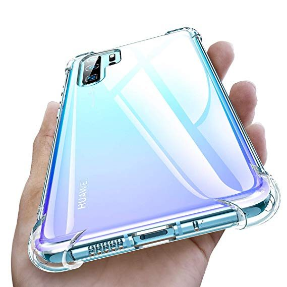 Best Huawei P30 Lite mobile cover - Bumper Edges Anti Shock Phone Case Good Quality Good Quality