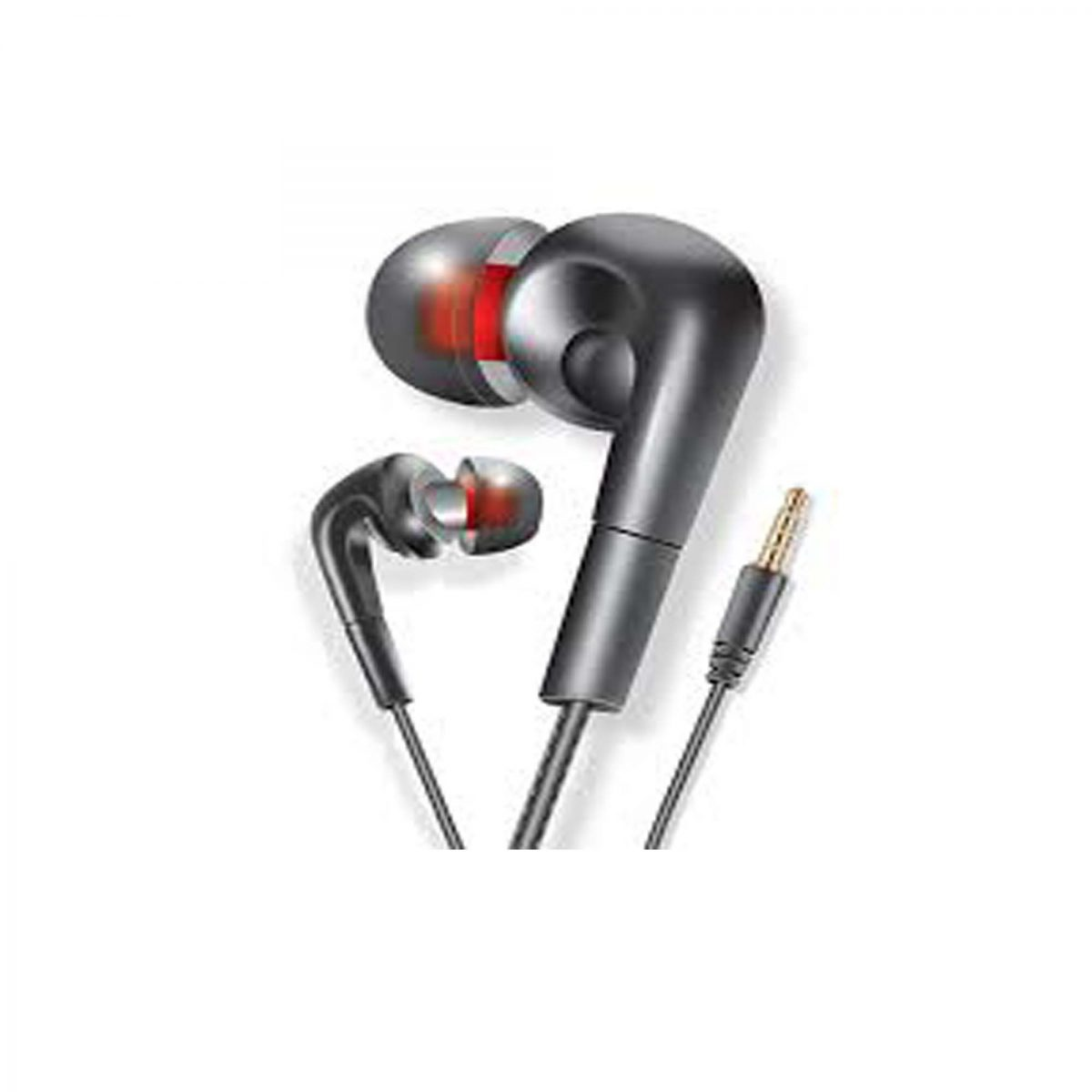 Audionic Black Universal Earphone With Extra Bass D 10 Itwarbazar Pk