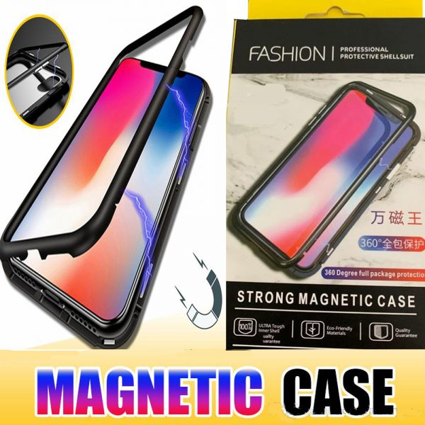 Samsung A10s Professional Shell Suit Strong Magnetic Case - 5S30N