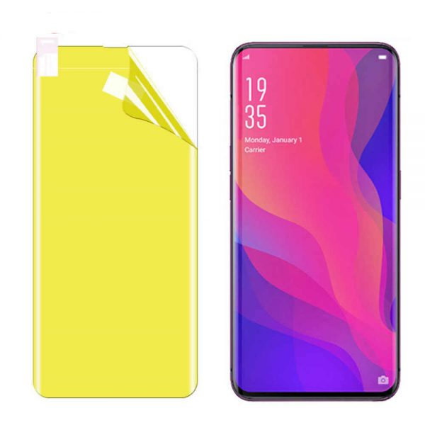 samsung s20 plus nano jelly front screen protector