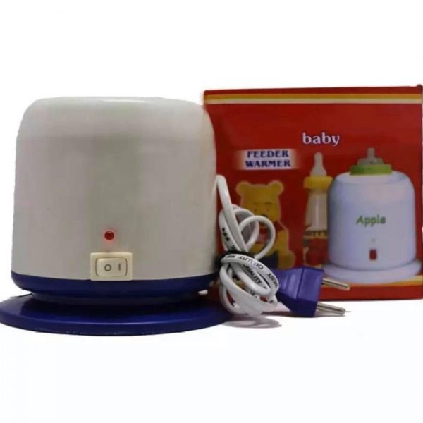 Apple Baby Feeder Warmer Egg Boiler, Face Steamer, Rice & Cerelac Warmer -2U9O0