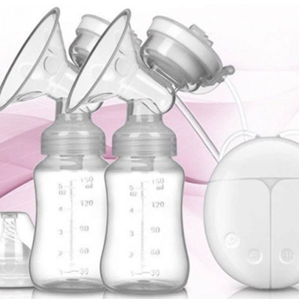 Dr.Gym Electric Breast Pump Comfortable and Quicker Pumping-2H43O0