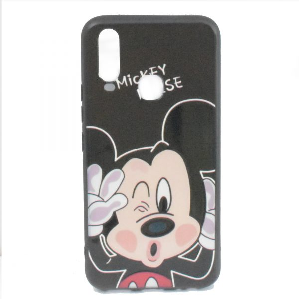 Vivo Y12 Micky Mouse Style Hard Case Cover
