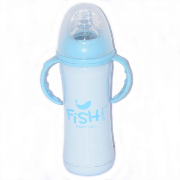 240 ml Best Stainless Steel Baby Feeding Bottle BF38-SX63S0