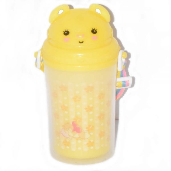 Panda Style Baby Feeding Bottle With Strip BF58-Y21S0