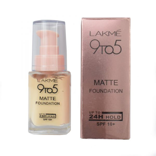 Lakme 9 to 5 Matte Foundation 35ml-I14S5