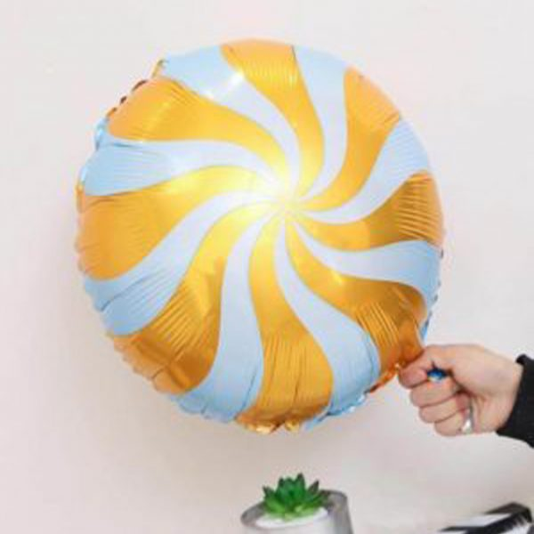 """18"""" Lollypop Style Foil Helium Balloon Birthday, Parties, Wedding, & More Decorations 'O0L3"""