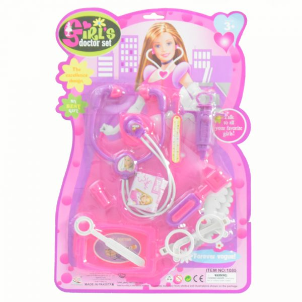 Girls Doctor Set Toy For Kids-1A0O0