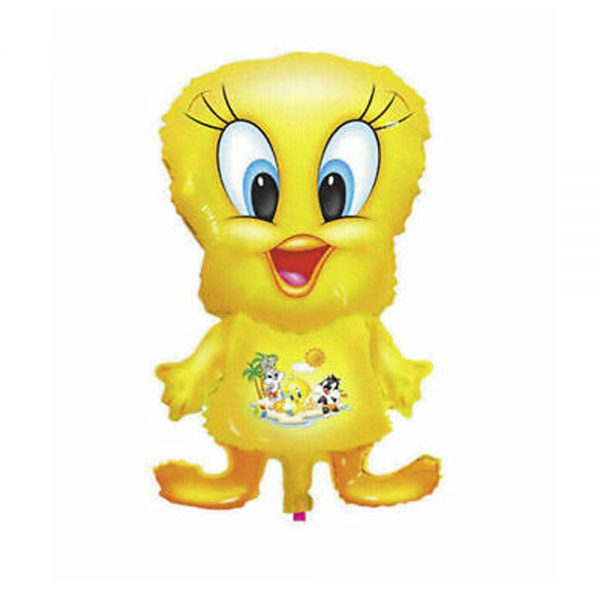 Tweety Style Foil Helium Balloon For Birthday & More Parties '0SC5