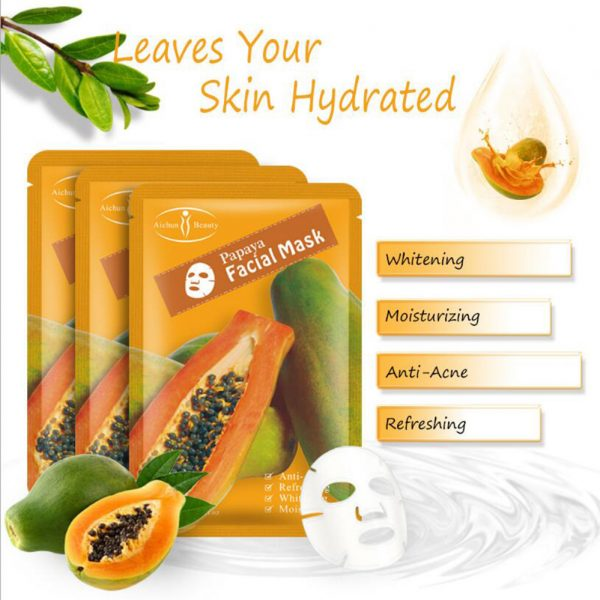 Aichun Beauty Papaya facial Mask 25ml