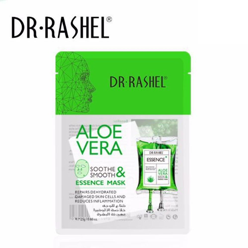 Buy DR RASHEL Aloe Vera Soothe & Smooth Essence Mask 25g ' Y0R9 -  ItwarBazar.pk
